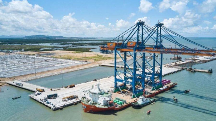 'Siêu cảng' mới tại Bà Rịa - Vũng Tàu có gì đặc biệt?