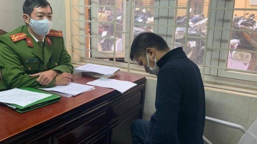 Nạn nhân thương tích 12%, lái xe bán tải đánh người ở Thanh Xuân bị khởi tố