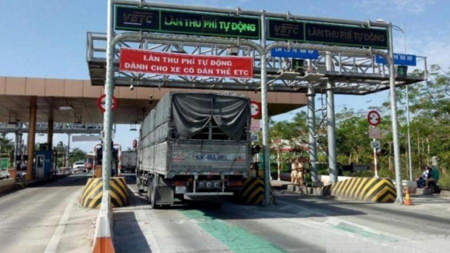 Hai trạm thu phí BOT QL1 Sóc Trăng, Bạc Liêu có được xả trạm dịp Tết 2021?