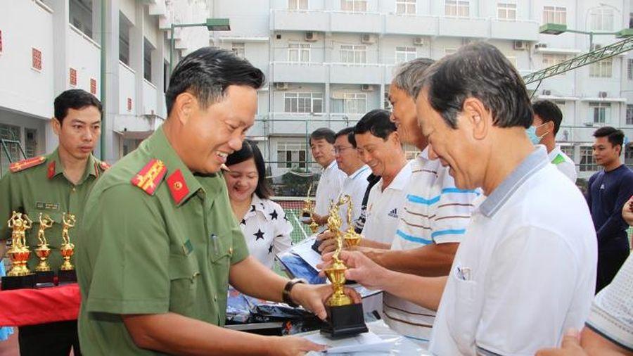 An Giang: Giải Quần vợt mừng Đảng, mừng Xuân Tân Sửu 2021