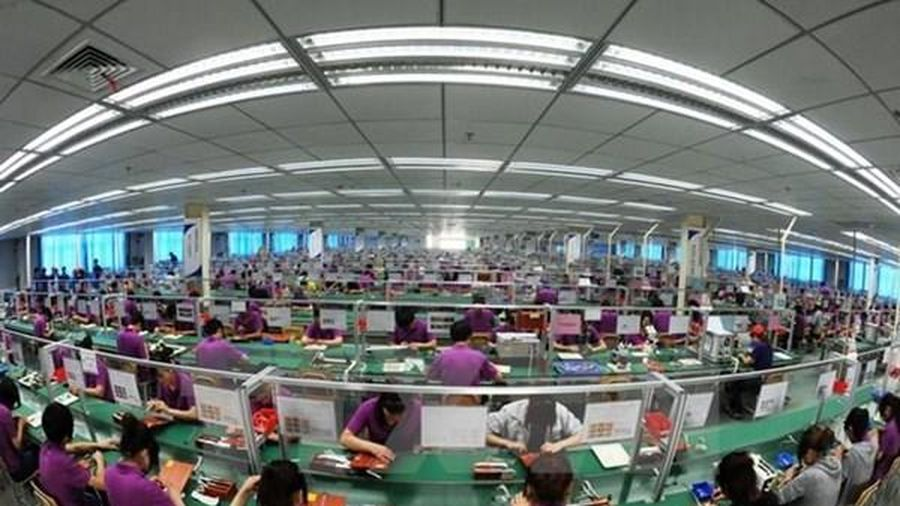 Trung Quốc vượt Mỹ trở thành nước thu hút FDI lớn nhất thế giới