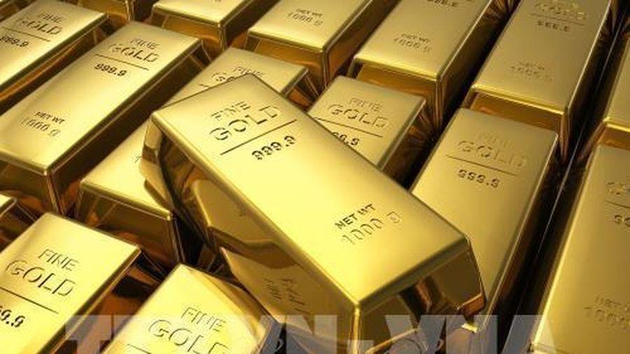Giá vàng châu Á phiên 25/1 giảm do những lo ngại về gói kích thích mới tại Mỹ