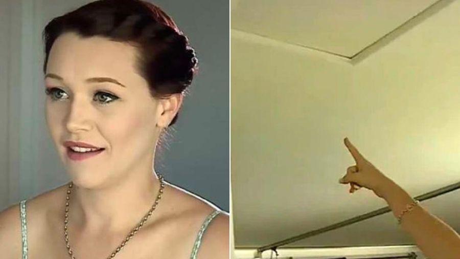 Thấy đồ đạc trong nhà xáo trộn khó hiểu, người phụ nữ phát hiện điều 'như phim kinh dị' trên gác mái