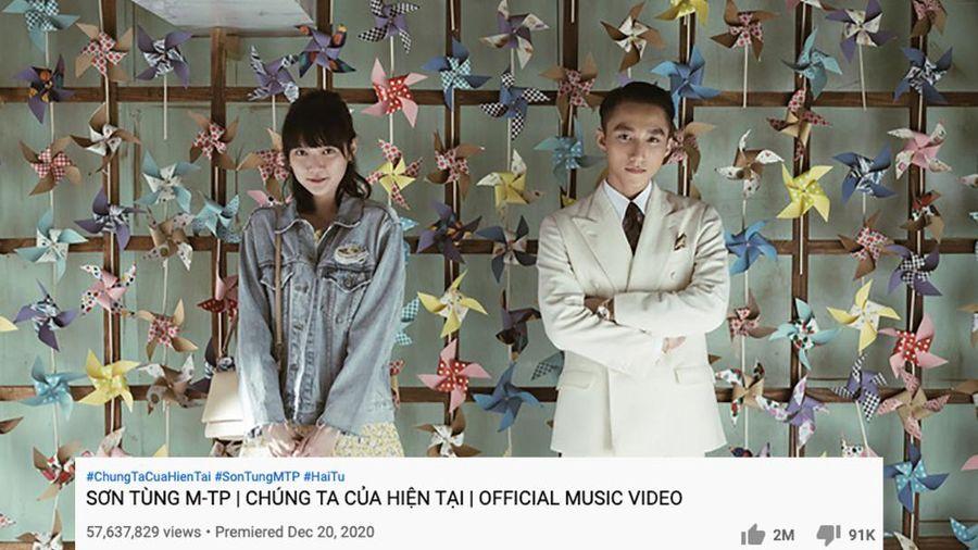 MV Chúng Ta Của Hiện Tại của Sơn Tùng M-TP đón thành tích không vui giữa ồn ào drama tình cảm