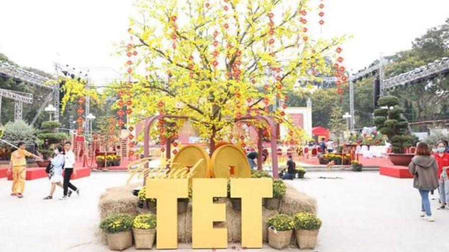 Lễ hội Tết Việt 2021: 80 nghìn lượt khách tham dự, tổng doanh thu hơn 12 tỷ đồng
