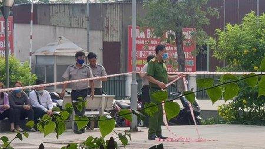 TP.HCM: Chi cục trưởng Thi hành án dân sự quận Bình Tân rơi lầu tử vong