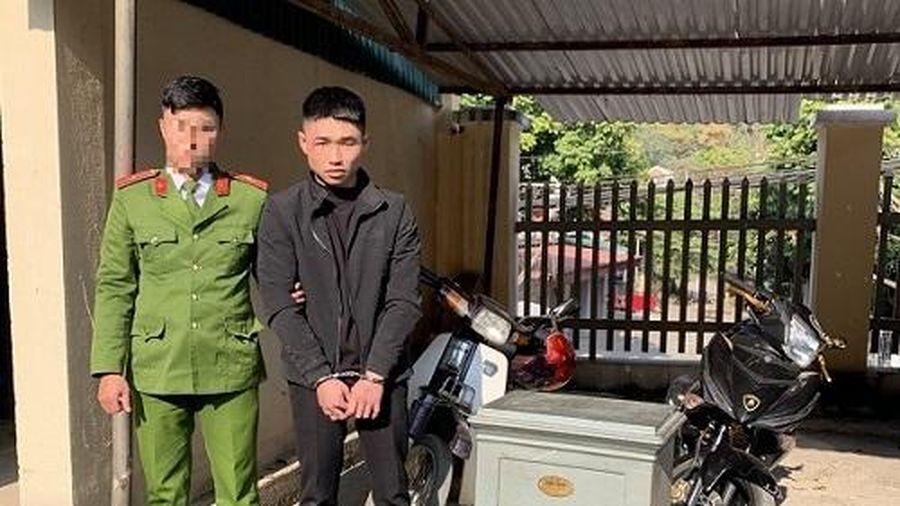 Sơn La: Bắt đối tượng đục két sắt trộm 100 triệu đồng của chủ cũ