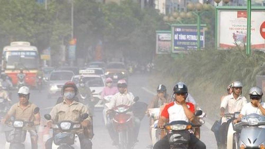 Thực hiện ngay việc rà soát, đánh giá tình hình chấp hành pháp luật về kiểm soát bụi, khí thải
