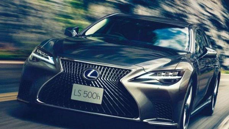 Lexus LS 2021 ra mắt tại Australia, khi nào về Việt Nam?