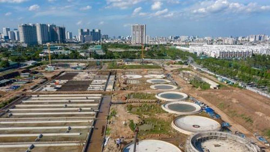 Hà Nội sẽ đầu tư 2.393,5 tỷ đồng cho 5 dự án về môi trường