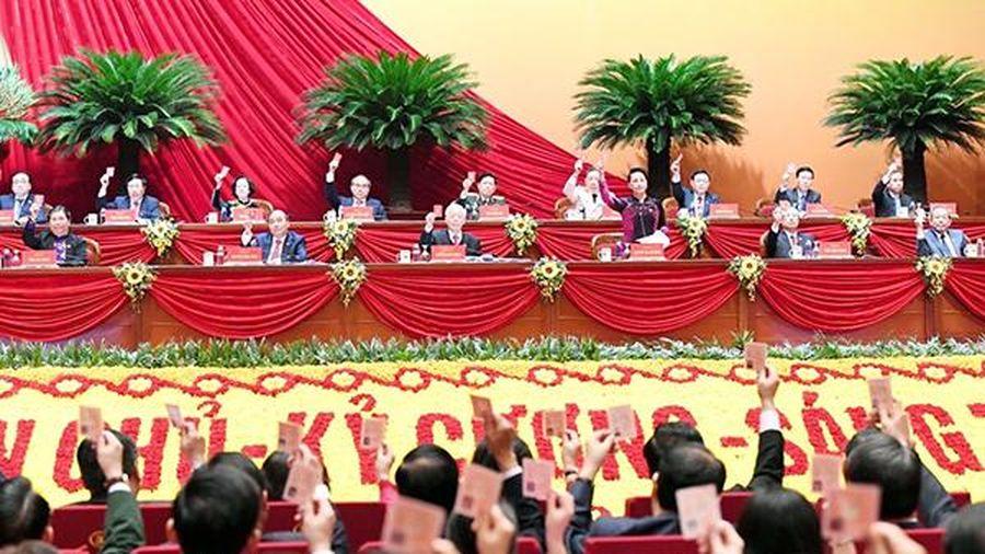 Ban Tổ chức Đại hội XIII của Đảng ra thông cáo báo chí