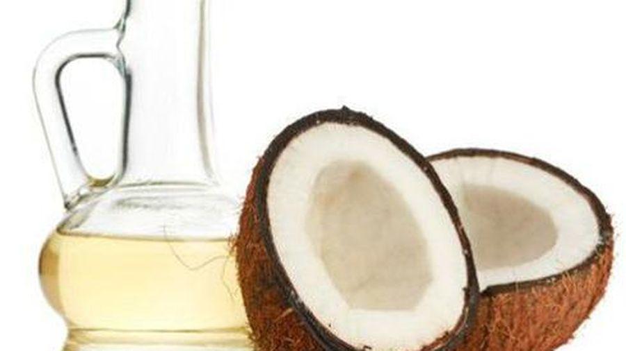 Dầu dừa giúp ích gì cho sức khỏe?