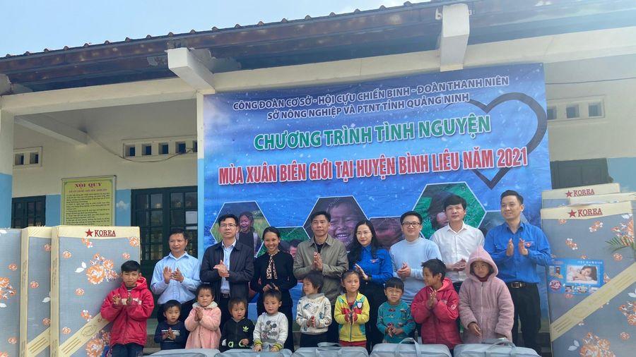 Sở NN&PTNT: Hỗ trợ 45 triệu đồng Chương trình Mùa xuân biên giới tại Bình Liêu