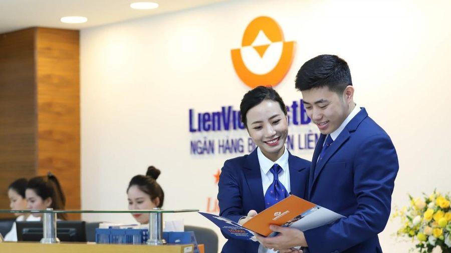 LienVietPostBank báo lãi 1,9 nghìn tỷ đồng, vượt 10% kế hoạch