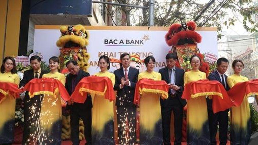 BAC A BANK chính thức đặt chân tới Nam Định