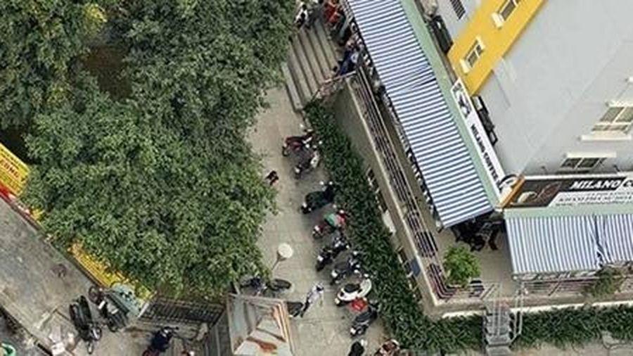Chi cục trưởng Thi hành án dân sự quận Bình Tân tử vong tại chung cư Carina