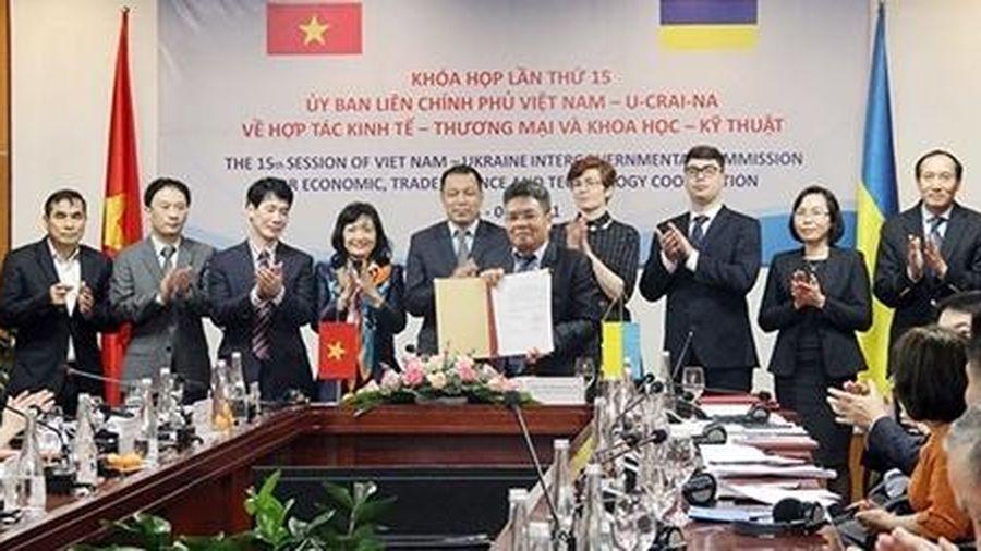 Thúc đẩy hợp tác kinh tế, thương mại Việt Nam – Ucraina