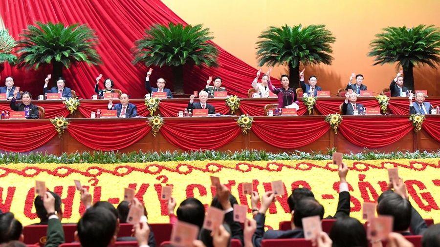 VOV phát thanh, truyền hình trực tiếp phiên khai mạc Đại hội XIII của Đảng