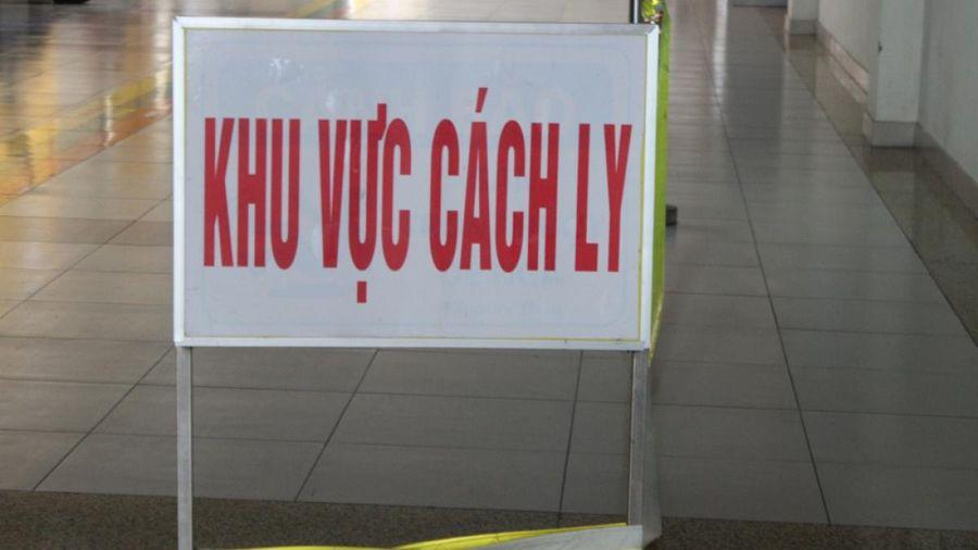 Ngày 25/1, Việt Nam có 1 ca nhập cảnh được cách ly tại Hà Nội