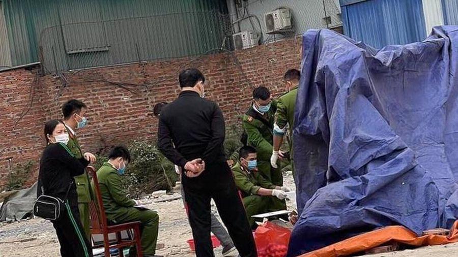 Bắc Ninh: Công an tìm cha mẹ của thai nhi bị vứt bỏ cạnh bãi rác