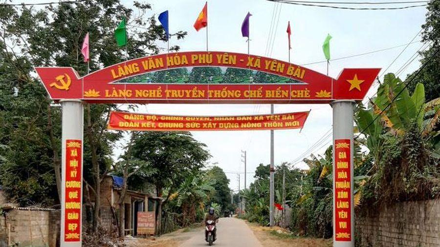Hà Nội phấn đấu đến tháng 6-2021 hoàn thành xây dựng nông thôn mới cấp xã