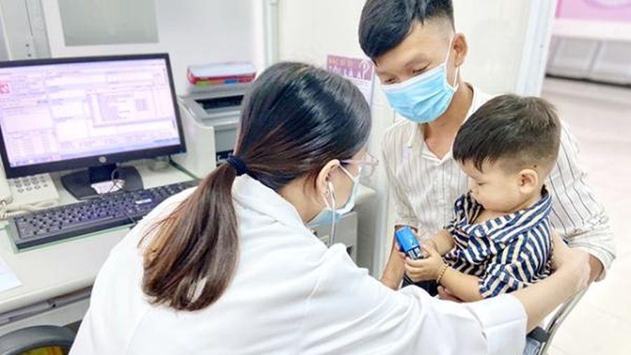 Khống chế nhiều bệnh truyền nhiễm nhờ tiêm chủng mở rộng