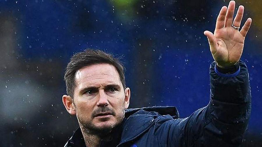 Lampard lên tiếng đau lòng khi bị Chelsea sa thải