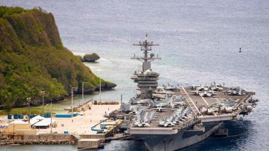 Trung Quốc sẽ tập trận bốn ngày tại Biển Đông