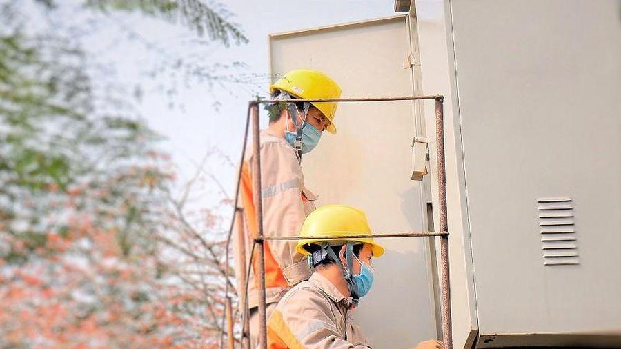Dùng điện tiết kiệm giúp hệ thống điện được vận hành hiệu quả