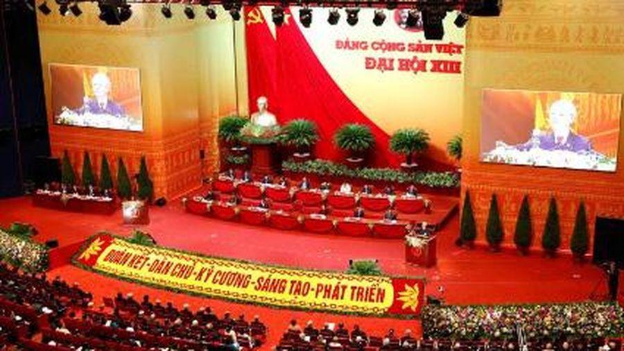 Truyền thông nước ngoài khẳng định những thành tựu của Việt Nam tại Đại hội XIII của Đảng