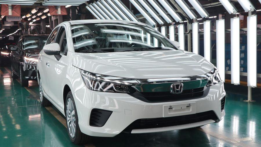 Honda Việt Nam xuất xưởng chiếc ôtô thứ 100.000
