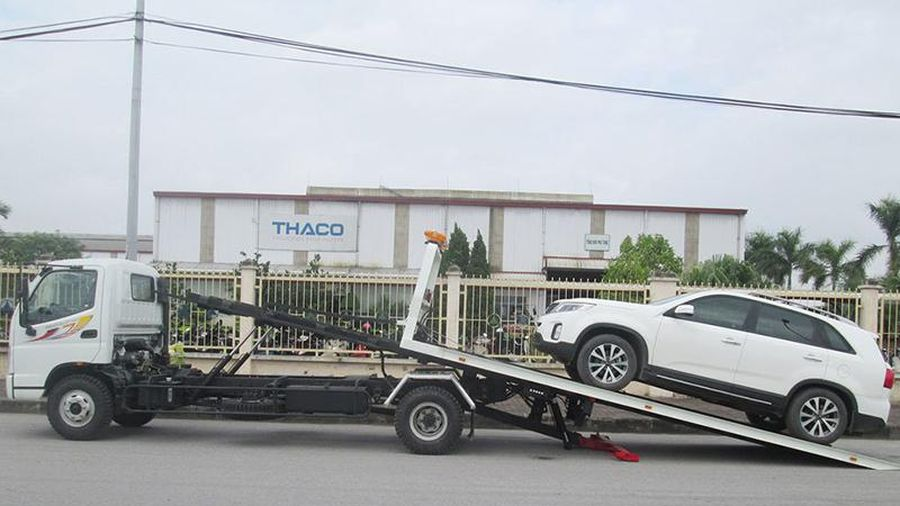 Nhiều doanh nghiệp kinh doanh dịch vụ cứu hộ xe chưa kê khai giá cước