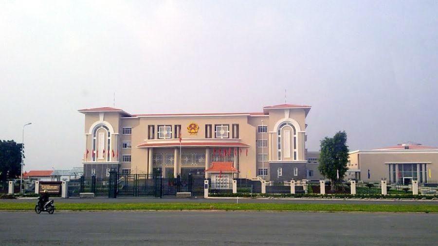 Trụ sở UBND TP Thủ Đức đặt tại trụ sở UBND quận 2