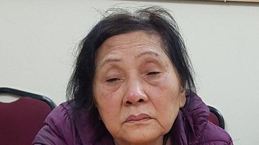 Hải Phòng: Bắt giữ cụ bà 74 tuổi gây ra hàng loạt vụ trộm cắp