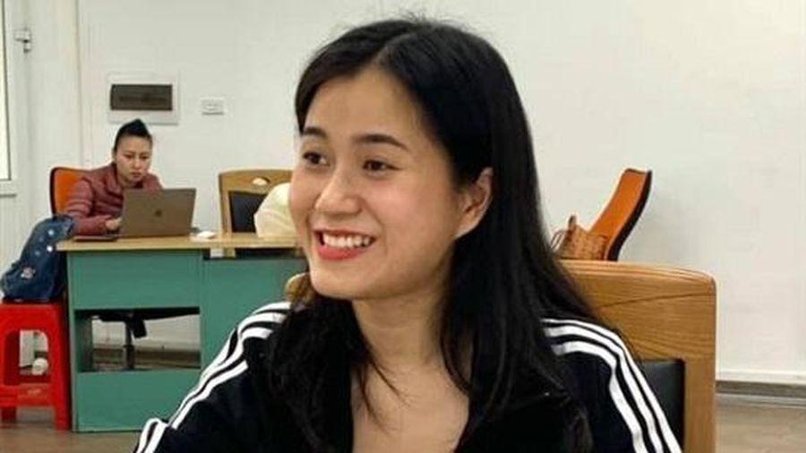 Lâm Vỹ Dạ bất ngờ xuất hiện trong hậu trường chương trình Táo Quân 2021