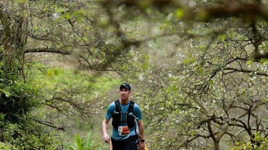 Nhiều người nổi tiếng tham gia Giải chạy Vietnam Trail Marathon 2021 tại Mộc Châu