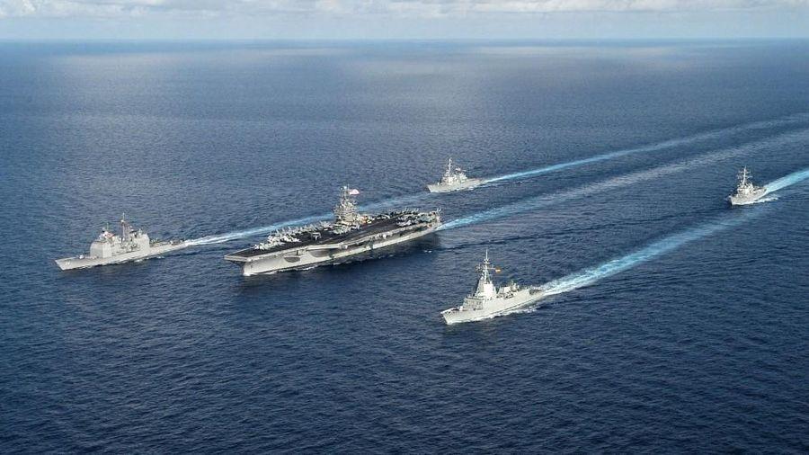 Biển Đông: Đức định gửi tàu khu trục 'ghé qua', Philippines lên tiếng về Luật Hải cảnh của Bắc Kinh