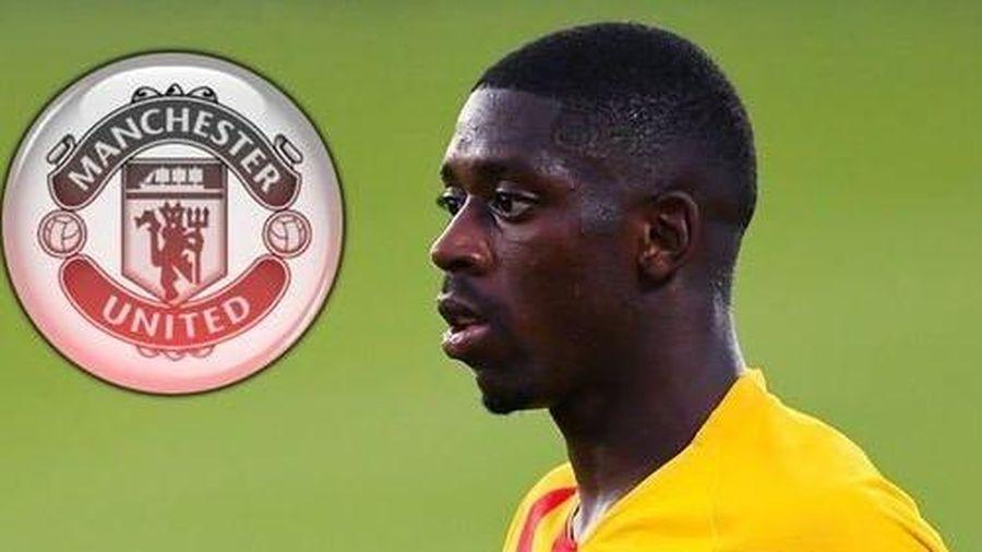Chuyển nhượng cầu thủ Man Utd: Tranh tài năng trẻ Max Aarons; Nếu Barca bán Ousmane, Quỷ đỏ đàm phán; Diễn biến mới thương vụ Jadon Sancho