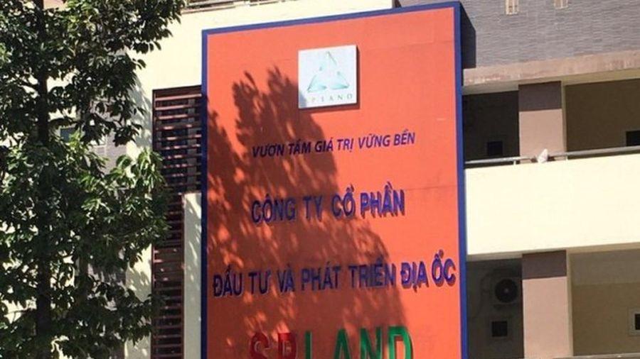 Bán dự án 'ma', 2 lãnh đạo công ty SP Land bị bắt