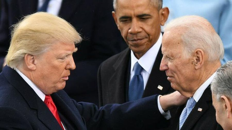 Ủng hộ luận tội, nhưng ông Biden nghĩ ông Trump sẽ 'trắng án'