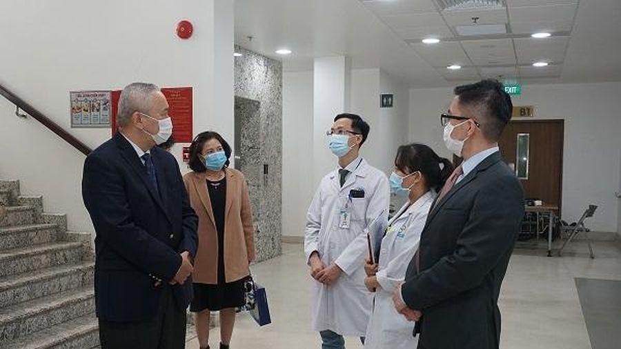 Bệnh nhân Việt có thể thường xuyên khám bệnh từ xa với chuyên gia Hàn