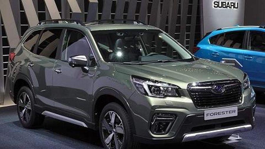 Subaru lựa chọn 'thượng lưu' của giới có tầm