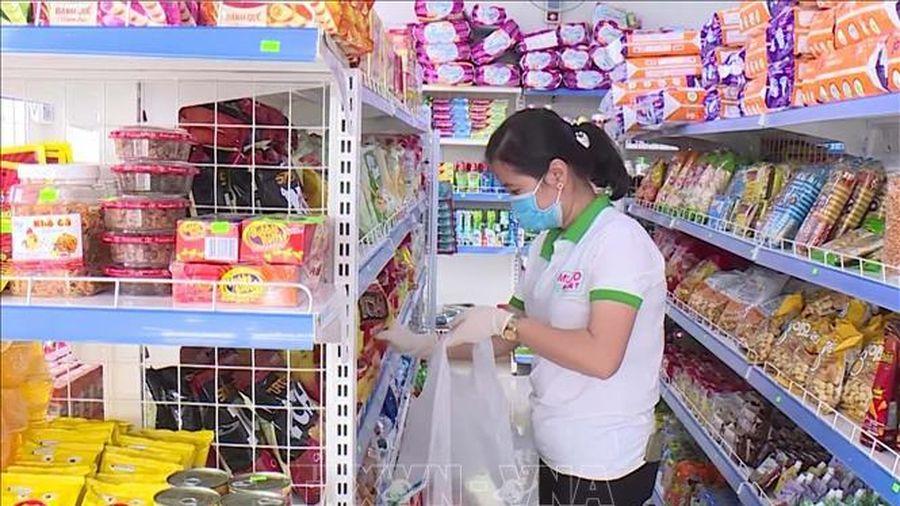 Đưa hàng Việt về vùng sâu với giá niêm yết thấp hơn dưới 5%