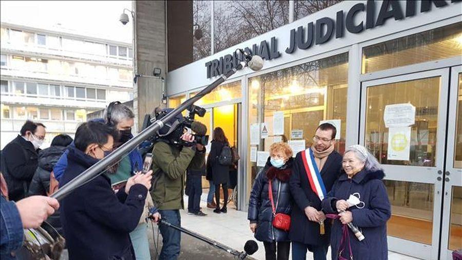 Truyền thông Pháp đánh giá 'vụ kiện lịch sử' vì các nạn nhân chất độc da cam/dioxin Việt Nam