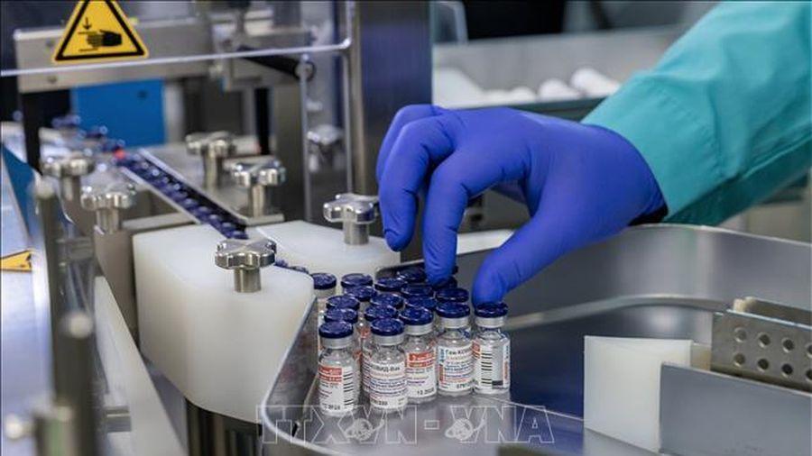 Nga sản xuất quy mô lớn vaccine thứ hai