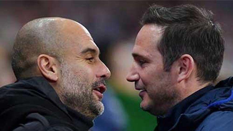 Guardiola ngầm chỉ trích Chelsea, mời Lampard đi ăn tối