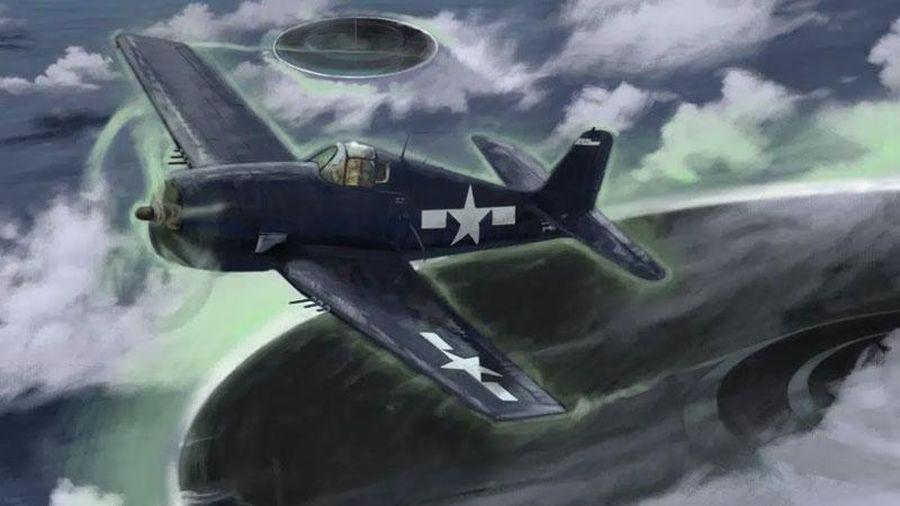 75 năm trước, phi đội máy bay chiến đấu của Mỹ đã biến mất bí ẩn tại Tam giác Quỷ Bermuda