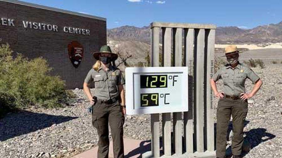 Thung lũng Chết - cuộc sống ở nơi nóng nhất thế giới
