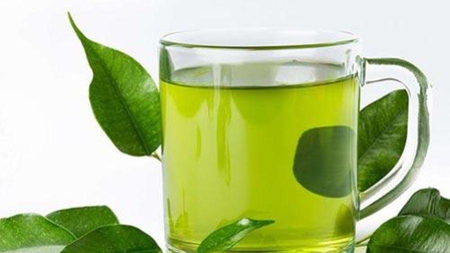 Uống trà xanh tốt cho sức khỏe nhưng cần uống đúng cách