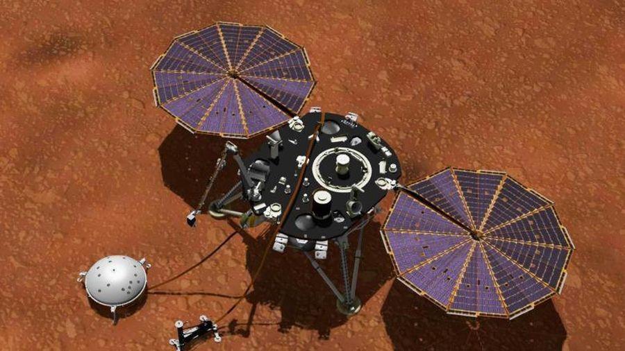 Tàu thăm dò NASA bất lực với bề mặt của Sao Hỏa